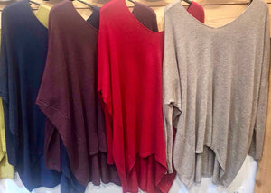 THE MIRACLE SWEATER - NEW COLORS