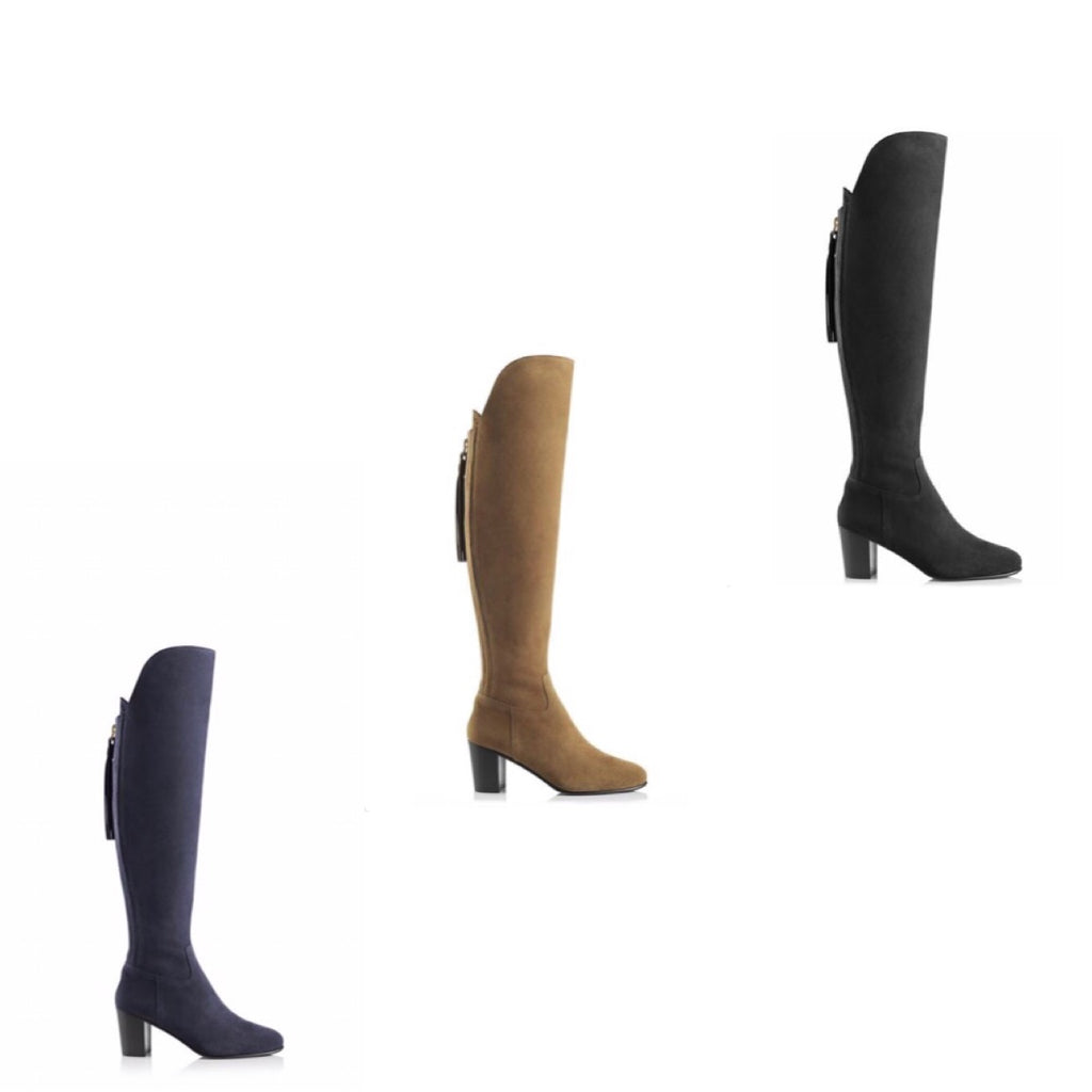 THE AMIRA OVER THE KNEE BOOTS