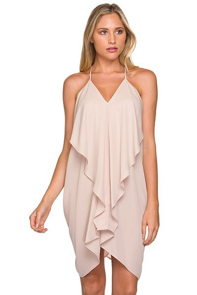 THE LOVE SUMMER DRESS - BLUSH