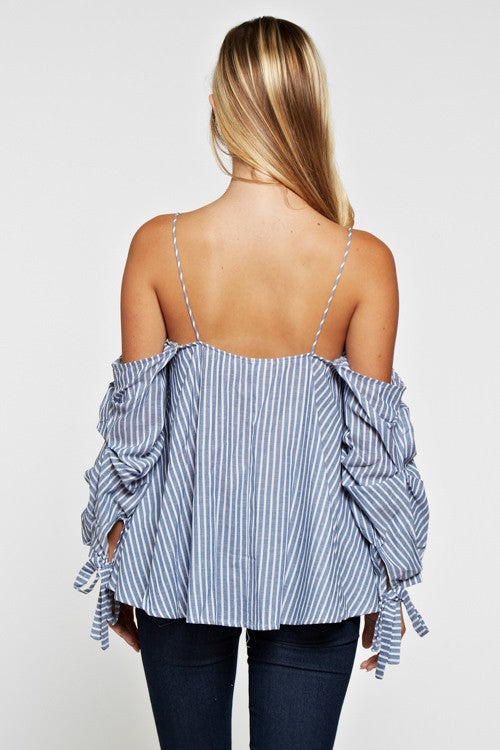 THE INDIAN SUMMER TOP