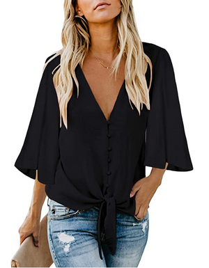 THE JUGGLE IT ALL TOP - BLACK