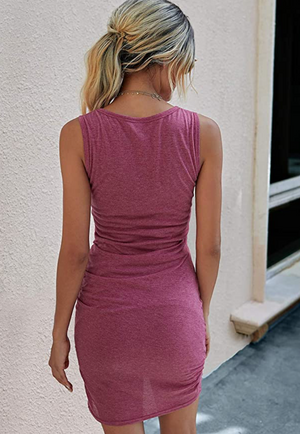 THE ESSENTIAL TANK DRESS