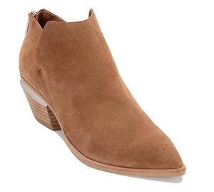 THE WELL-HEELED BOOTIE
