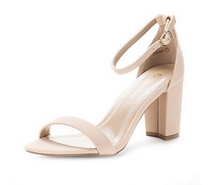 THE ESSENTIAL NUDE HEEL