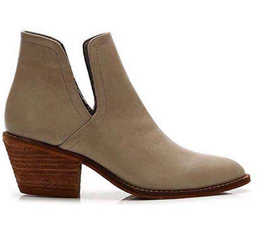 THE NASH CUT OUT BOOTIE