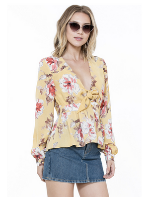 THE TEIGAN TOP