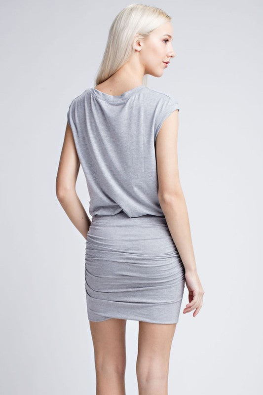 THE ESSENTIAL TEE DRESS