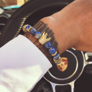 LETHAL King Crown Bracelet