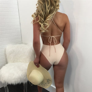 LETHAL Memory Backless Bodysuit