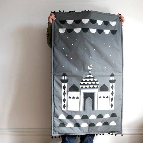 *SECONDS* Kids Prayer Mat