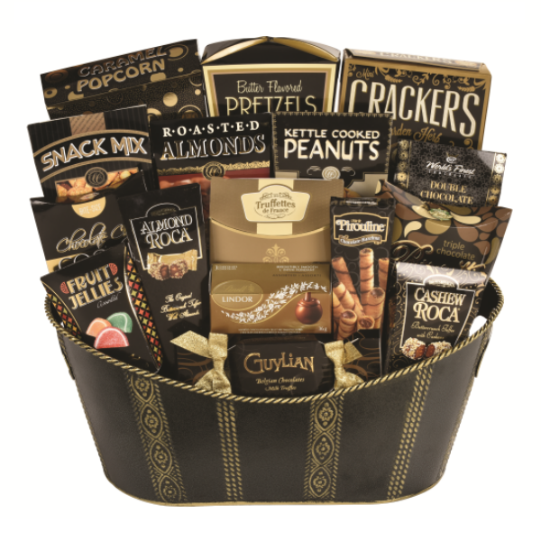 Classic Executive Gift Basket