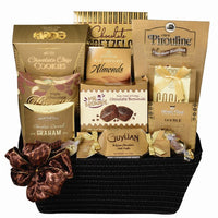 Bank of Chocolate Gift Basket