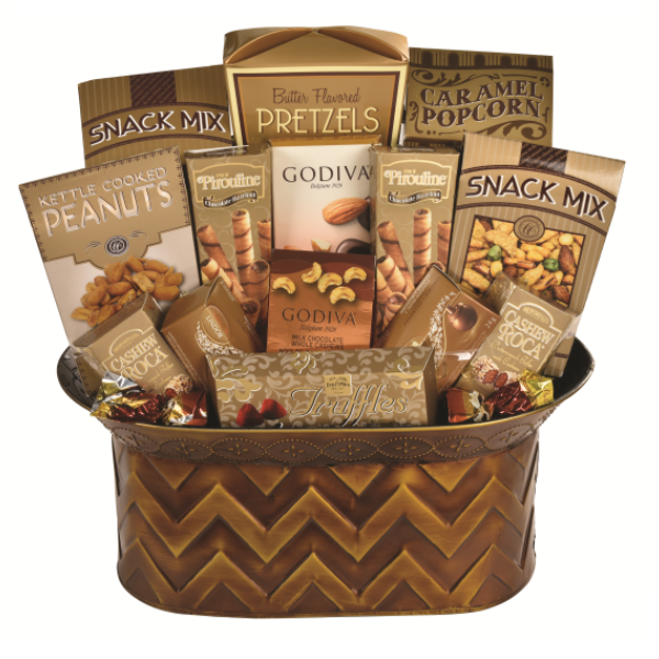 Noble Elegance Gift Basket