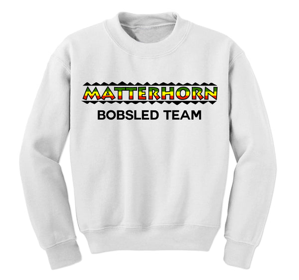 Bobsled Team Crewneck