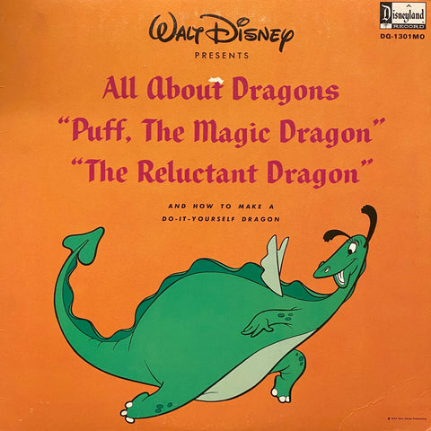 All About Dragons LP