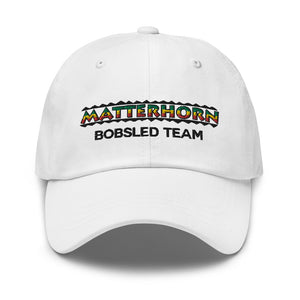 Bobsled Team Hat