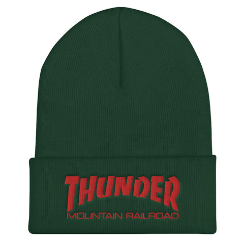 Thrunder Beanie - Hunter