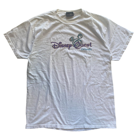 Disney Quest - XL - VTG 90s