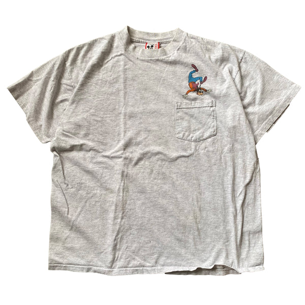 Goofy Pocket Tee  - XL - VTG 90s
