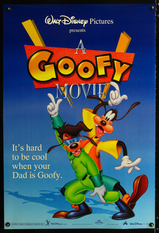A Goofy Movie (Blue) - 1995
