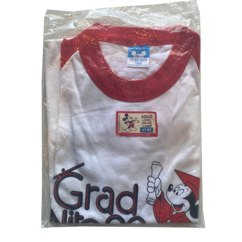 Grad Night 83 DEADSTOCK NWT - L - VTG '83