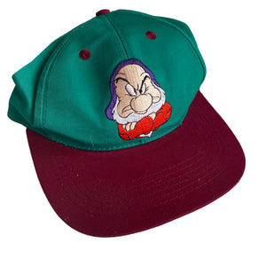 Grump Hat - Kids- VTG 90s