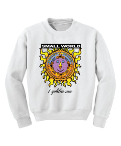 1 Golden Sun Crewneck