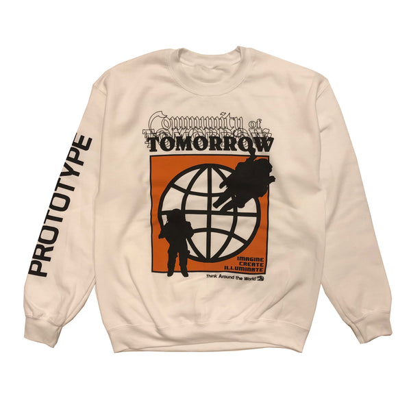 Community of Tomorrow Crewneck