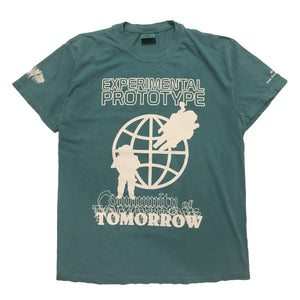 Community of Tomorrow Seafoam Tee