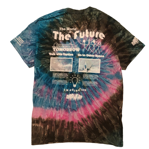 Community of Tomorrow Tie-Dye Tee