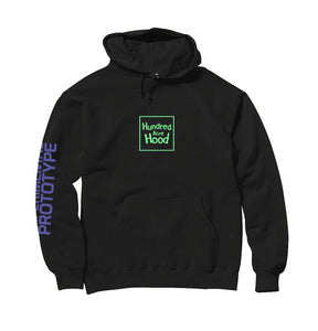 Community of Tomorrow Hoodie - Black