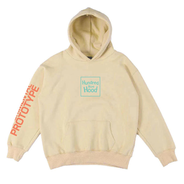 Community of Tomorrow Hoodie - Tan