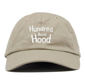 Logo Dad Hat - Walnut