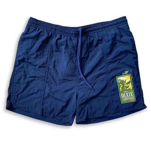 Dixie Landings Trunks - M - VTG 90s