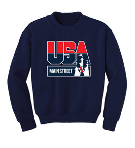 Dream Street Crewneck