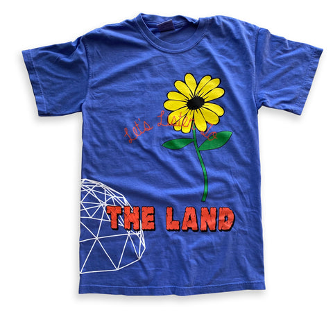 The Land - Flo Blue