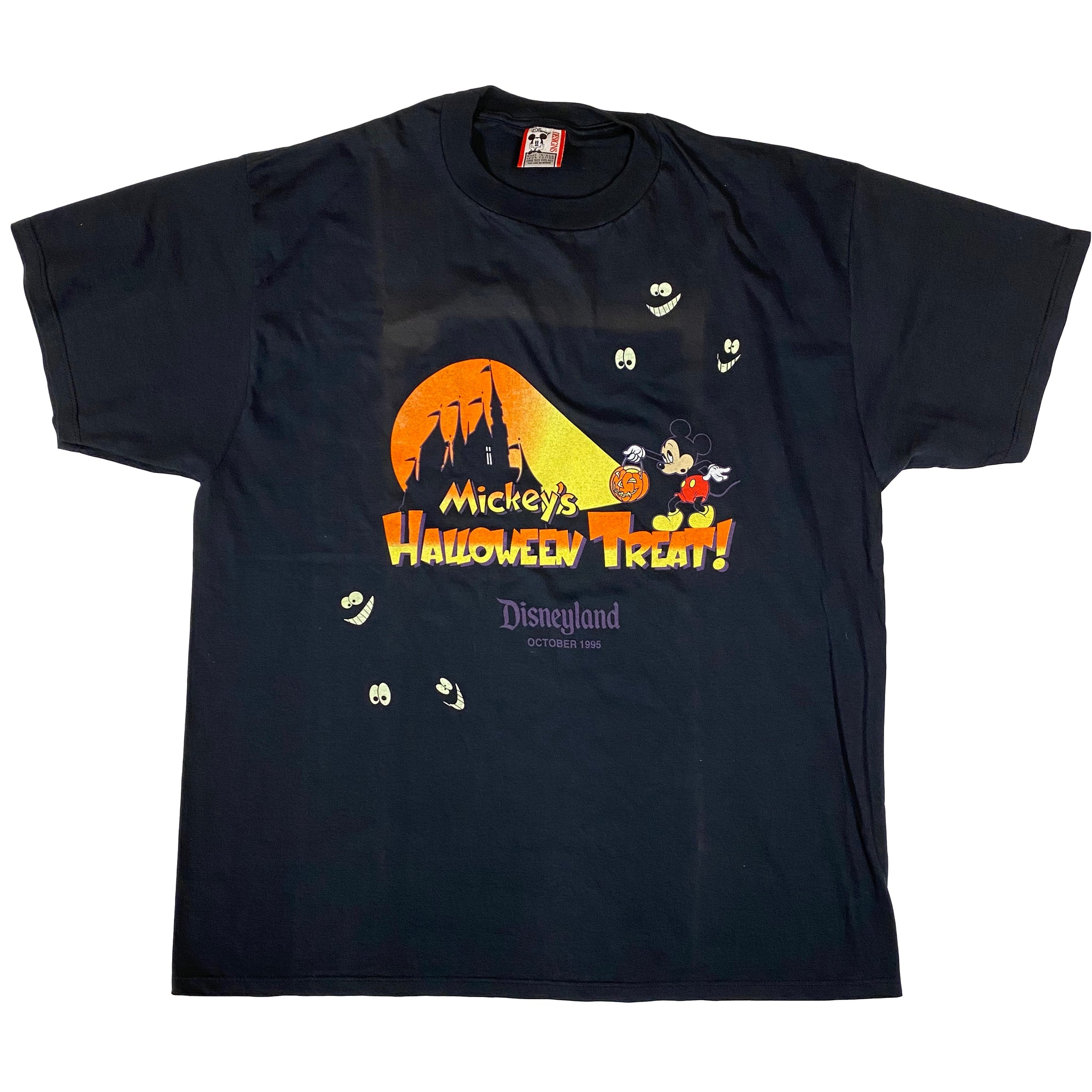 Mickey's Halloween Treat DS - XXL - VTG 95