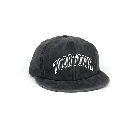 Toontown Hat - Black Fade