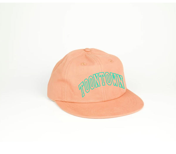 Toontown Hat - Peach