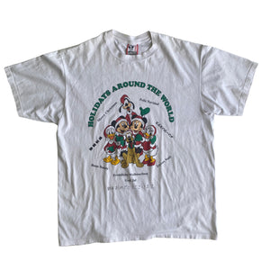 Holidays Around the World -L / XL - VTG 90s