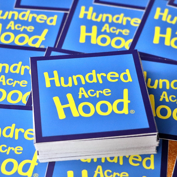 Hood Sticker Pack