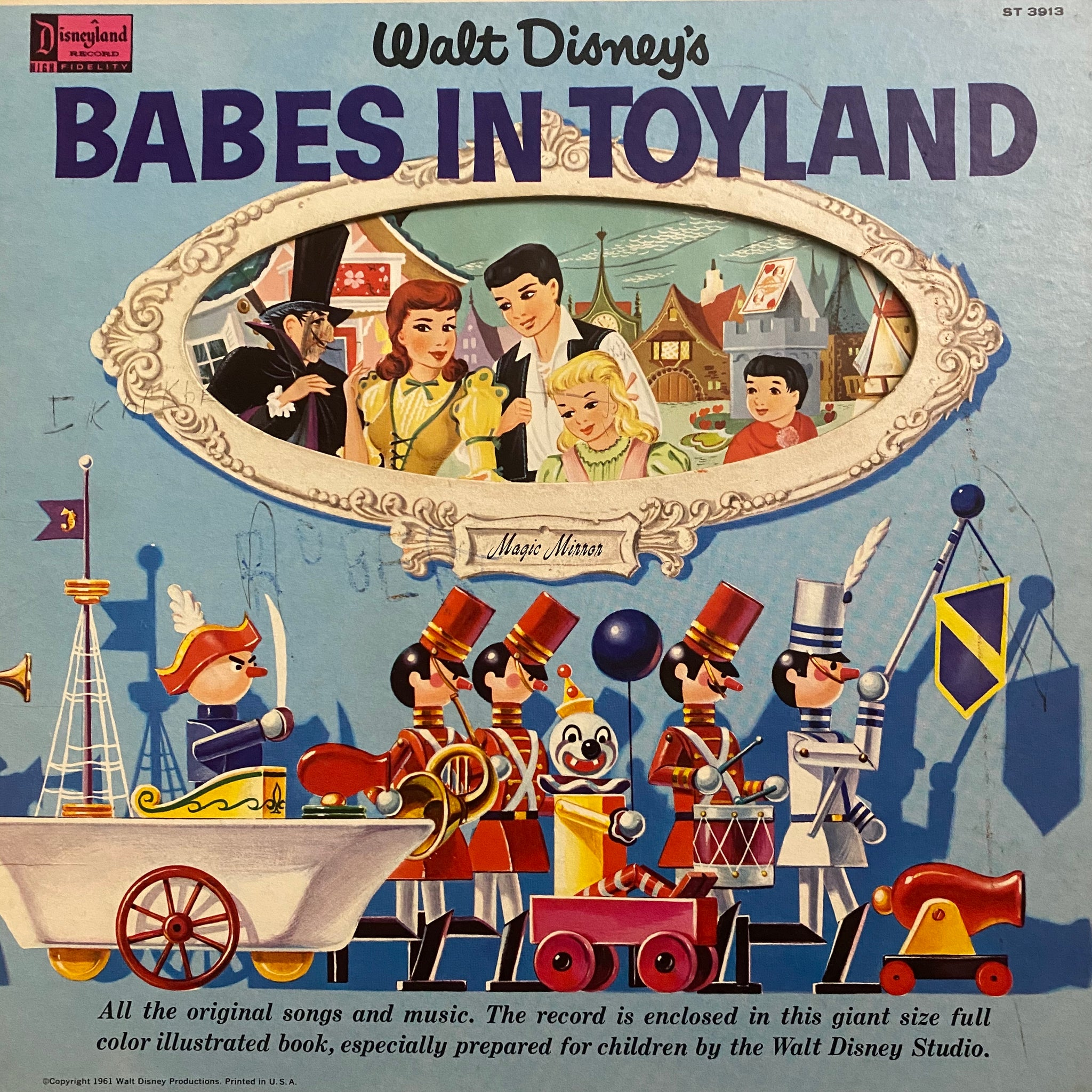 Babes in Toyland LP