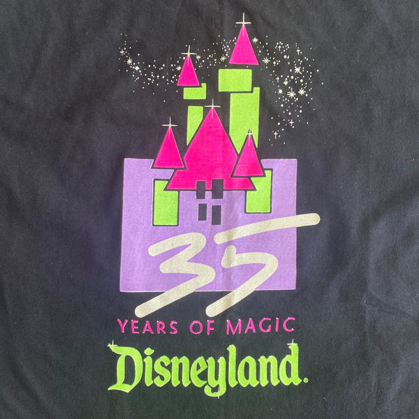 Disneyland 35 DS - XL - VTG '90