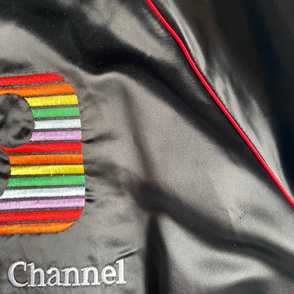 Disney Channel Jacket - L - VTG 80s