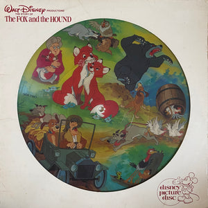 Fox and the Hound Picture Disc LP