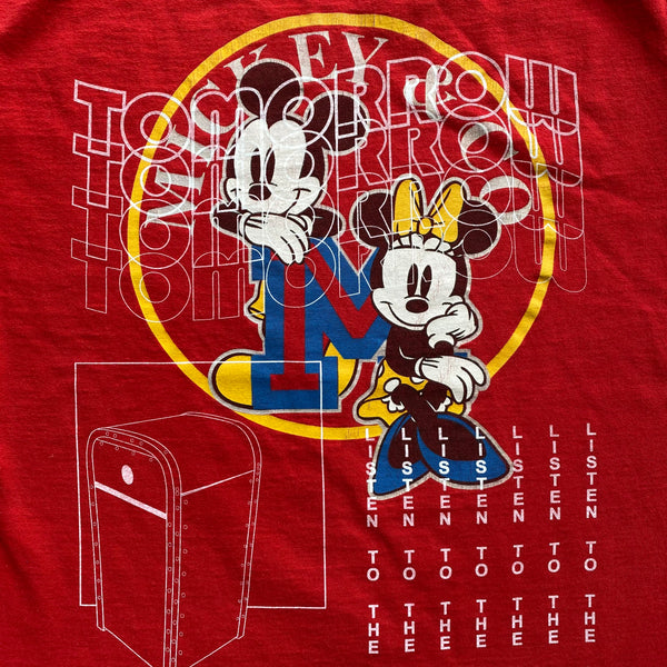 Recycled Mickey & Co Minnie - S/M
