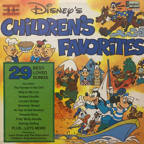 Disney's Children's Favorites LP