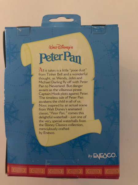 Peter Pan Christmas Ornament