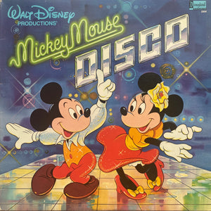 Mickey Mouse Disco LP