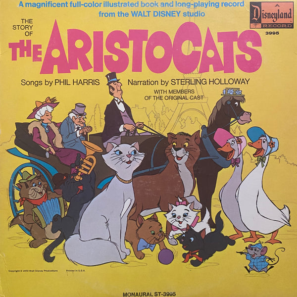 Aristocats LP